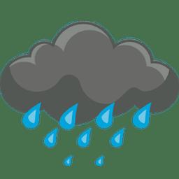 ακραία βροχή