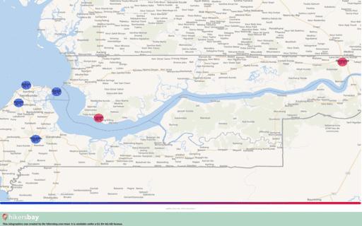 Météo en Gambie en janvier 2021. Guide de voyage et des conseils. Lire un aperçu du climat. hikersbay.com