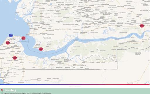 الطقس في غامبيا في أيار /مايو 2020. دليل السفر والنصائح. قراءة نظرة عامة المناخ. hikersbay.com