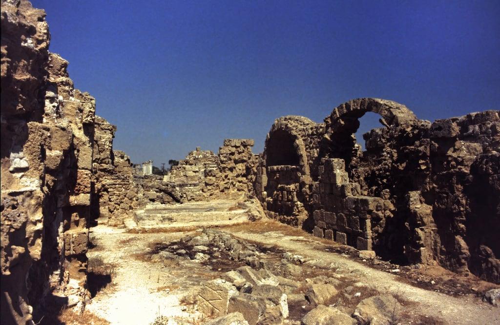Salamis In Zypern Fotos Filme Offnungszeiten Tickets Wichtige